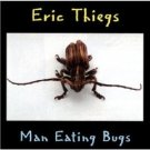 eric thiegs - man eating bugs CD 1998 plumper records used mint