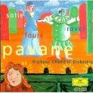pavane - ravel satie faure : orpheus chamber orchestra CD 1996 Deutsche Grammophon mint