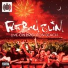fatboy slim - live on brighton beach CD 2002 ministry of sound mca used near mint