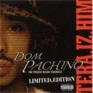 dom pachino the puerto rican terrorist - tera iz him CD 2002 napalm recordings used mint