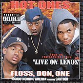 hot ones - floss don one CD single 1999 priority vacant lot 5 tracks used mint