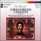 the best of gregorian chants volume 1 CD 2-disc set madacy made in canada used mint