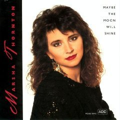marsha thornton - maybe the moon will shine CD 1991 MCA used barcode punched mint