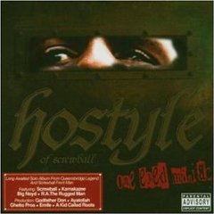 hostyle of screwball - one eyed maniac CD 2004 hydra used mint