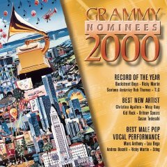 grammy nominees 2000 - various artists CD 2000 RCA used mint