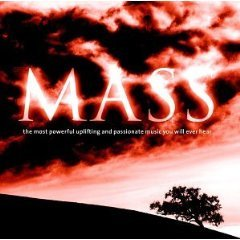 mass - the most powerful uplifting and passionate music you will ever hear CD 2-disc set 2000 mint