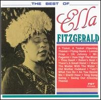 the best of ella fitzgerald CD 1992 FST highland used mint
