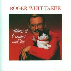 roger whittaker - tidings of comfort and joy CD 1990 capitol 10 tracks used mint