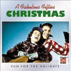 a fabulous fifties christmas - fun for the holidays CD 2000 sony time life used mint