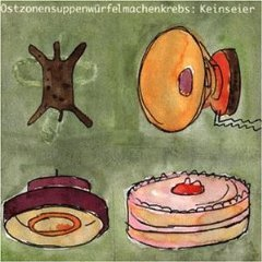 Ostzonensuppenwuerfelmach - Keinseier CD 1999 L'Age d'Or made in germany used