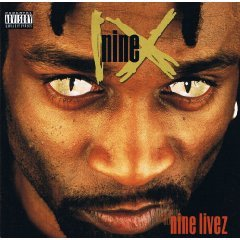 nine - nine livez CD 1995 profile 14 tracks used mint