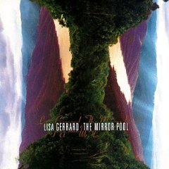 lisa gerrard - the mirror pool CD 1995 4AD used mint