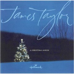 james taylor - a christmas album CD 2004 hallmark new factory sealed