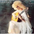 liona boyd - a guitar for christmas CD 1981 CBS MK37248 used mint