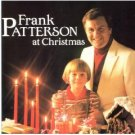 frank patterson at christmas CD brio 12 tracks used mint