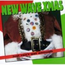 new wave xmas - just can't get enough CD 1996 rhino 17 tracks used mint