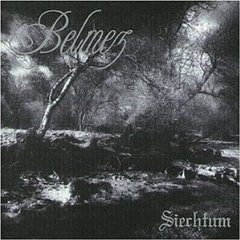 belmez - siechtum CD 1995 napalm spv made in austria used mint liners punched