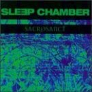 sleep chamber - sacrosanct CD 1996 musica  maxima magnetica 8 tracks used mint