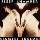 sleep chamber - siamese succubi CD 1992 Fünfundvierzig inner-x-musick made in germany used mint