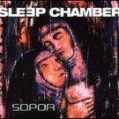 sleep chamber - sopor CD 1995 funfundvierzig inner-x-musick made in germany used mint