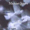 michael jones - air born piano impressions CD 1994 narada used mint