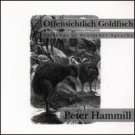 peter hammill - Offensichtlich Goldfisch CD 1993 golden hind rockport rough trade 12 tracks mint