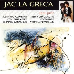 jac la greca - ipsis quest CD musea parallele france used mint