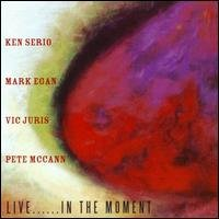 ken serio - live ... in the moment CD 2-discs tripping tree music used mint