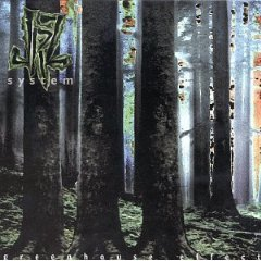 jrz system - greenhouse effect CD 1999 novox music used mint