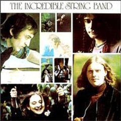 the incredible string band - earthspan CD 1972 island 1994 edsel UK new