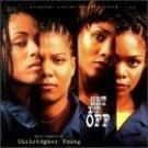 set it off - original motion picture score CD 1996 new line varese sarabande used mint
