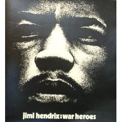 jimi hendrix - war heroes CD 1971 1988 polygram printed in west germany used very good
