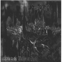 emperor - anthems to the welkin at dusk CD 1997 century media used near mint