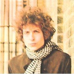 bob dylan - blonde on blonde GOLD CD 1994 sony SBM used mint
