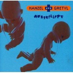 Hanzel Und Gretyl  - Ausgeflippt CD 1995 energy records used mint