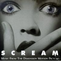 scream - music from the dimension picture CD 1996 TVT used mint