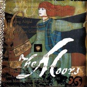 the moors - self-titled CD 1997 castle von buhler 9 tracks used mint