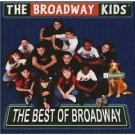 the broadway kids - the best of broadway CD 2001 lightyear IDOC used mint barcode punched
