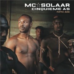 MC solaar - Cinquieme As Fifth Ace CD 2000 2001 elektra sentinel quest brand new factory sealed