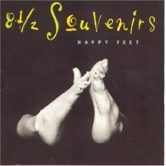 8 1/2 souvenirs - happy feet CD 1995 RCA used mint