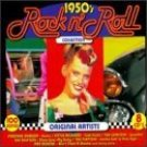 1950's rock n roll collection CD 8-discs 1997 madacy canada 100 songs mint