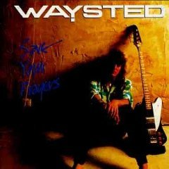 waysted - save your prayers CD 2-discs 2004 majestic rock UK used mint