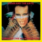 adam and the ants - kings of the wild frontier CD 1980 epic 1990 sony used mint barcode punched