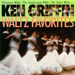ken griffin - waltz favorites CD 1993 sony special products used mint
