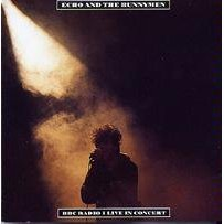echo and the bunnymen - BBC radio 1 live in concert CD 1988 BBC 1991 windsong used mint