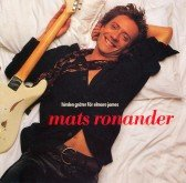 mats ronander - himlen grater for elmore james CD 1992 warner music  sweden 12 tracks used mint