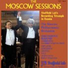 the moscow sessions - moscow philharmonic orchestra CD 1987 sheffield lab used mint