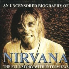nirvana - uncovered : uncensored biography CD ltd. ed. 1999 shadows music UK new