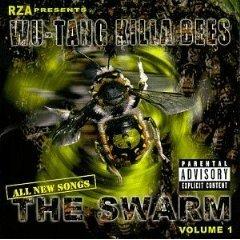 wu-tang killa bees - the swarm volume 1 CD 1998 wu-tang priority used near mint