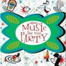 more music for your party - various artists CD 1998 k-tel used mint